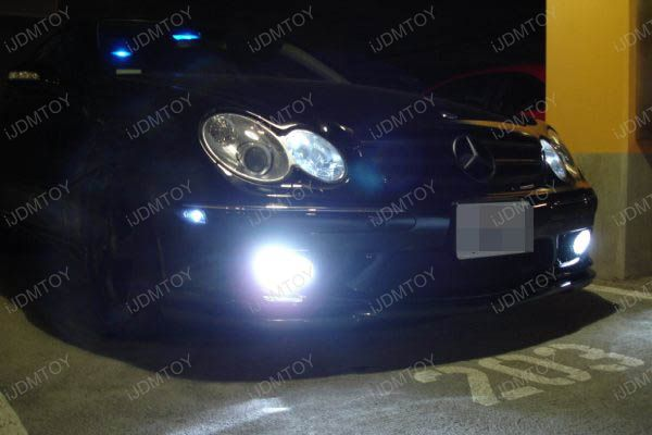 Mercedes - CLK - LED - 4